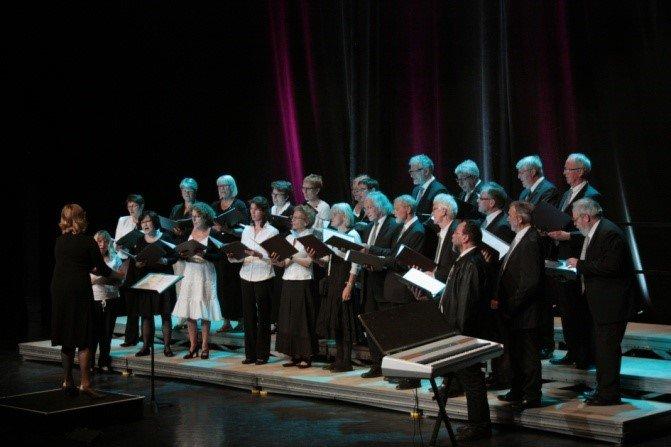 Chorale Cysoing en Chœur - Festi'Choeur en Flandre - Hazebrouck 2014