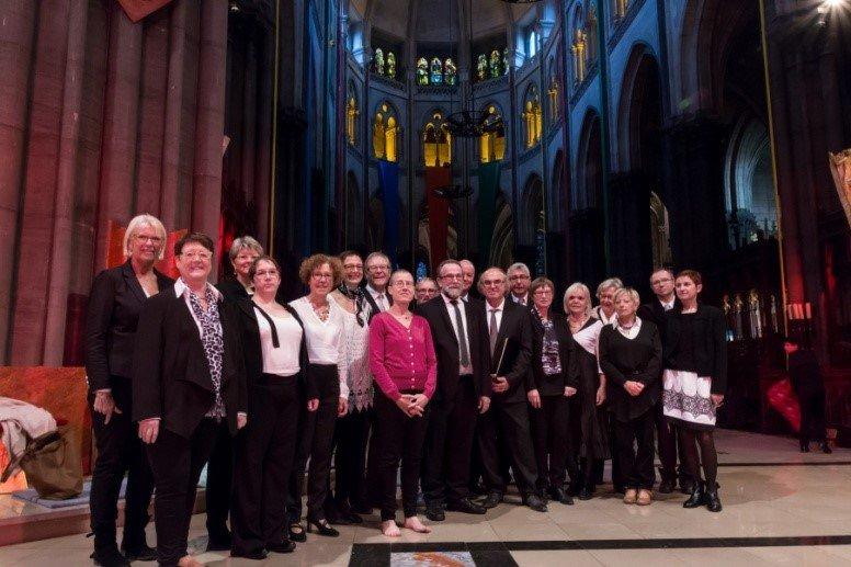 Chorale Cysoing en Chœur - Notre Dame de la Treille - Lille 2015